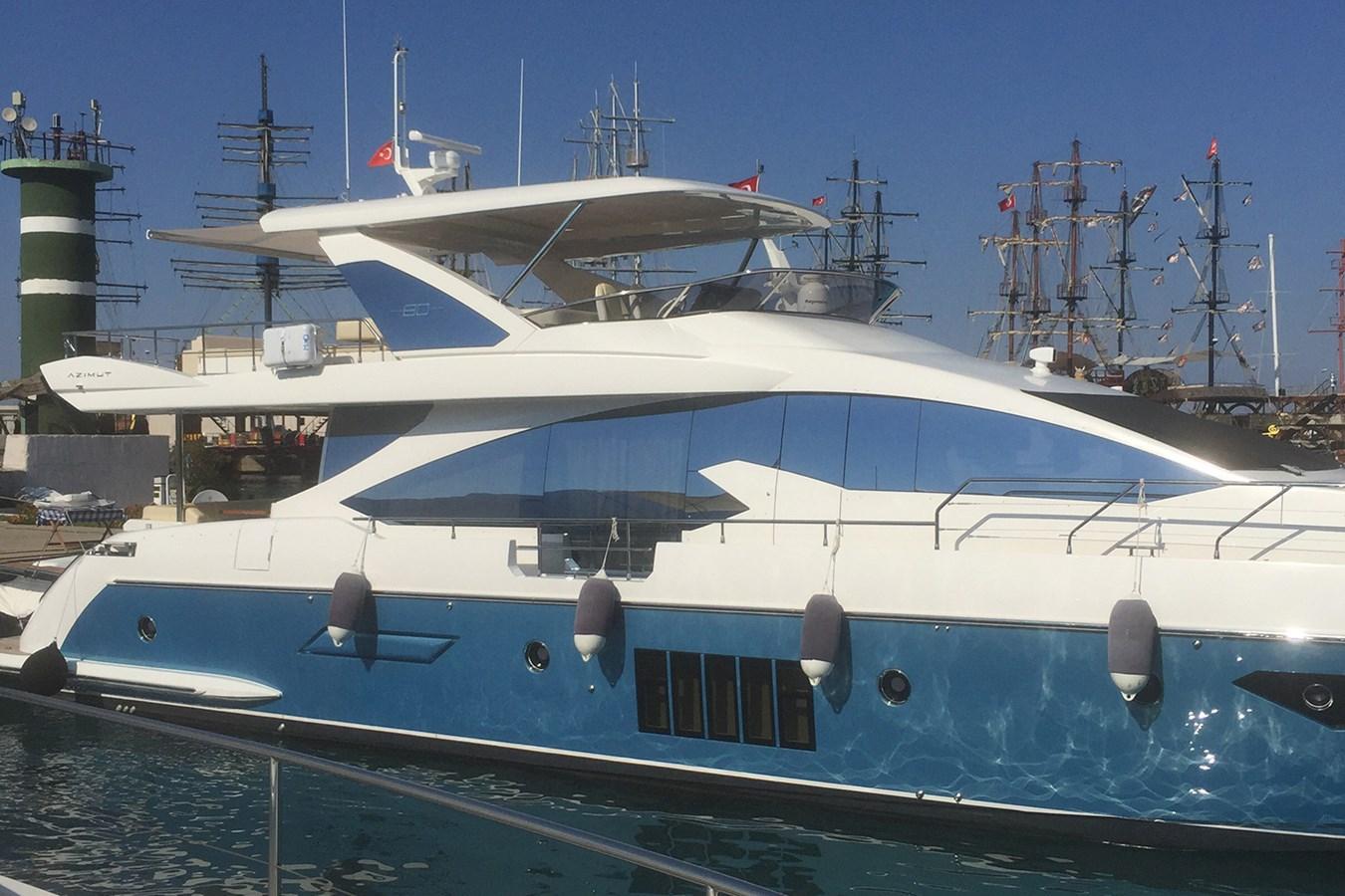 Exterior 2018 AZIMUT 80 Motor Yacht 2746649