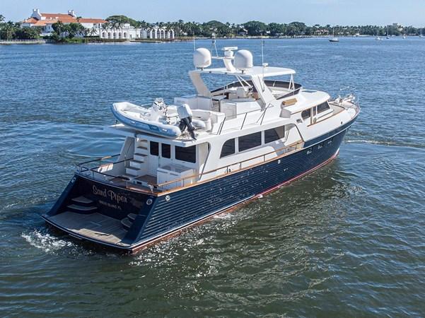 2004 MARLOW 70E Motor Yacht 2746778