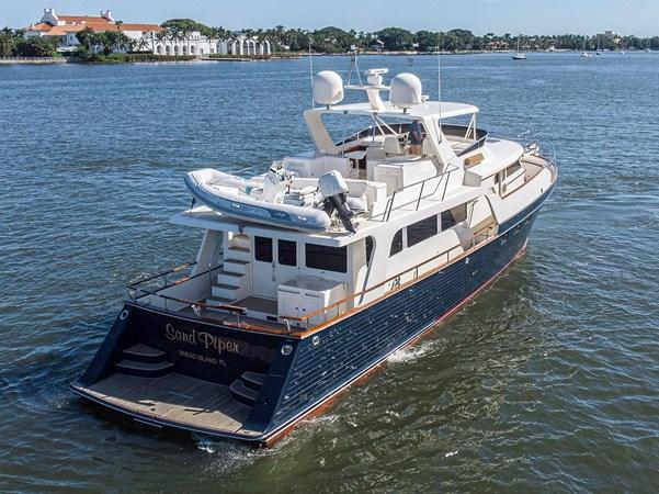 2004 MARLOW 70E Motor Yacht 2746779