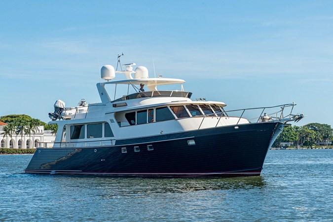 2004 MARLOW 70E Motor Yacht 2746786
