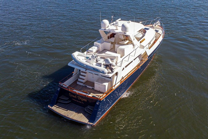 2004 MARLOW 70E Motor Yacht 2746788