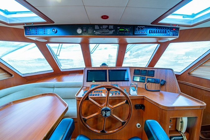 2004 MARLOW 70E Motor Yacht 2746801