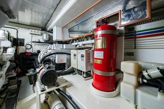 2004 MARLOW 70E Motor Yacht 2746827