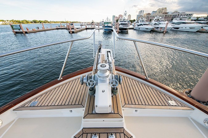 2004 MARLOW 70E Motor Yacht 2746859