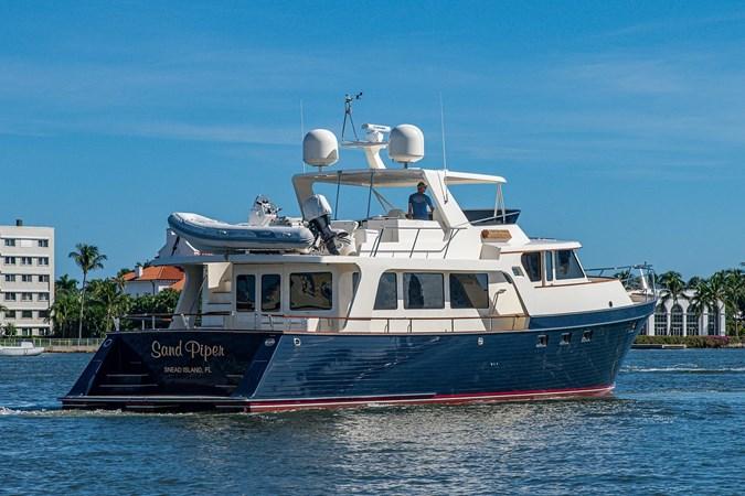 2004 MARLOW 70E Motor Yacht 2746875