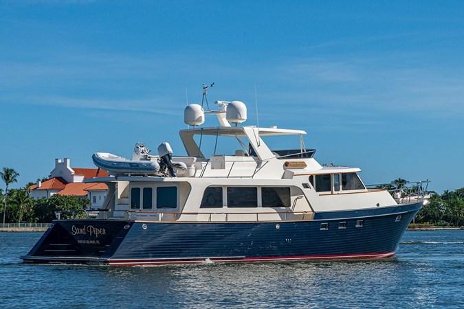 2004 MARLOW 70E Motor Yacht 2746885