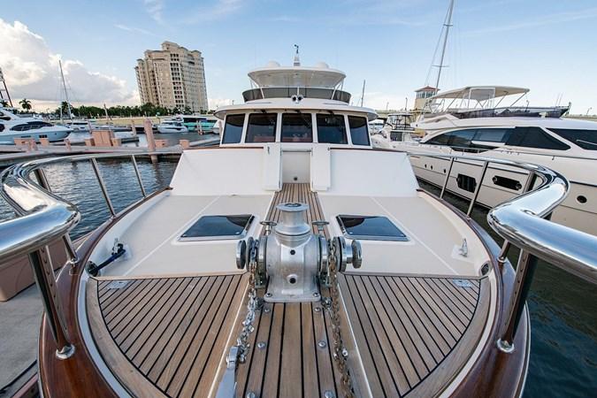 2004 MARLOW 70E Motor Yacht 2746886
