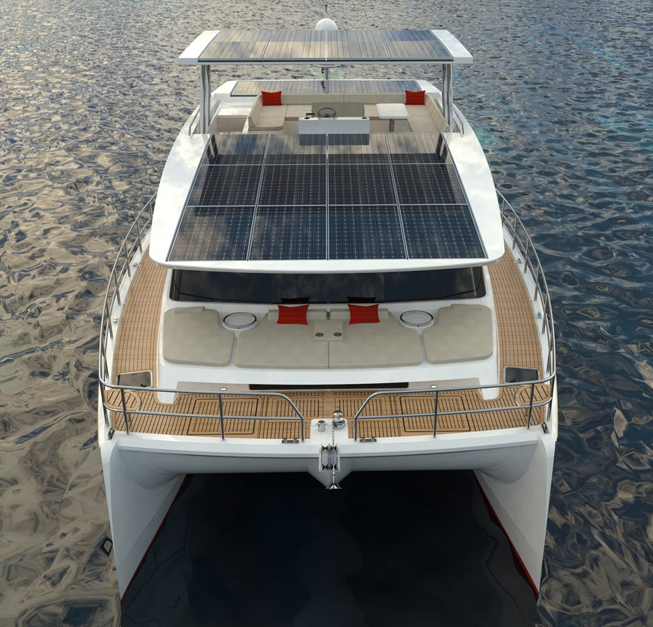Electric Yachts Silent Yachts 44 FRONT WATER 2020 SILENT YACHTS SILENT 44 Catamaran 2771199