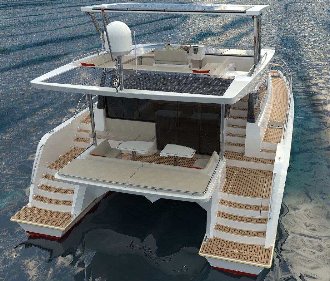 Electric Yachts Silent Yachts 44 AFT Table 2020 SILENT YACHTS SILENT 44 Catamaran 2771200