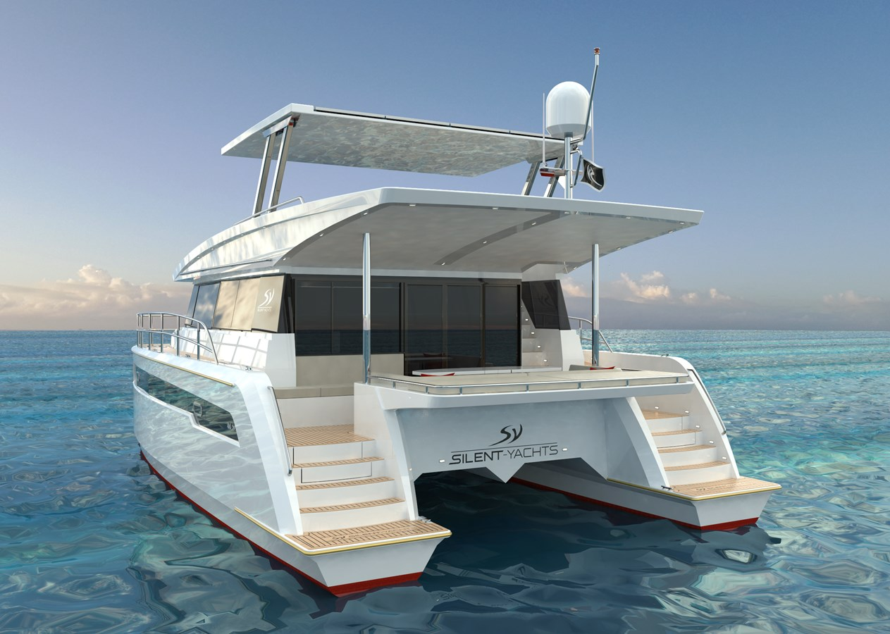 Electric Yachts Silent Yachts Aft PORT Low (002) 2020 SILENT YACHTS SILENT 44 Catamaran 2771204