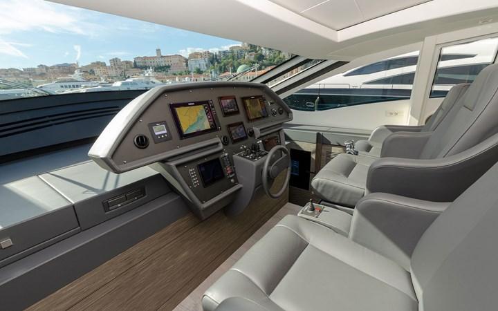 14695.4 2018 PERSHING  Motor Yacht 2747912