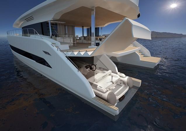 SILENT-YACHTS_SILENT80_Render_Ext_17_TenderGarage 2020 SILENT YACHTS  Catamaran 2748209