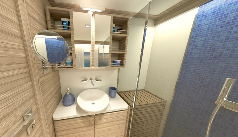 SILENT-YACHTS_SILENT80_D_VIPCabin_Bathroom_01 2020 SILENT YACHTS  Catamaran 2748226