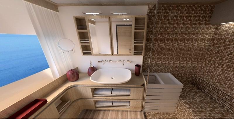 SILENT-YACHTS_SILENT80_C_Mastercabin_Bathroom 2020 SILENT YACHTS  Catamaran 2748237