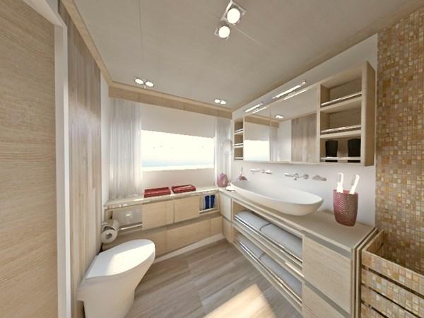 SILENT-YACHTS_SILENT80_C_Mastercabin_Bathroom+Steam-Sauna_2 2020 SILENT YACHTS  Catamaran 2748250