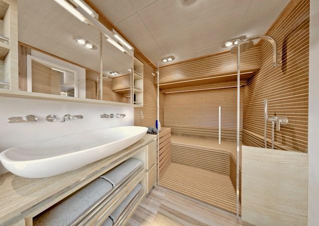 SILENT-YACHTS_SILENT80_C_Mastercabin_Bathroom+Sauna_1 2020 SILENT YACHTS  Catamaran 2748253