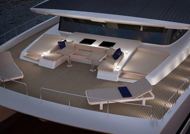 SILENT-YACHTS_SILENT80_BowSeatingArea_Lights 2020 SILENT YACHTS  Catamaran 2748257