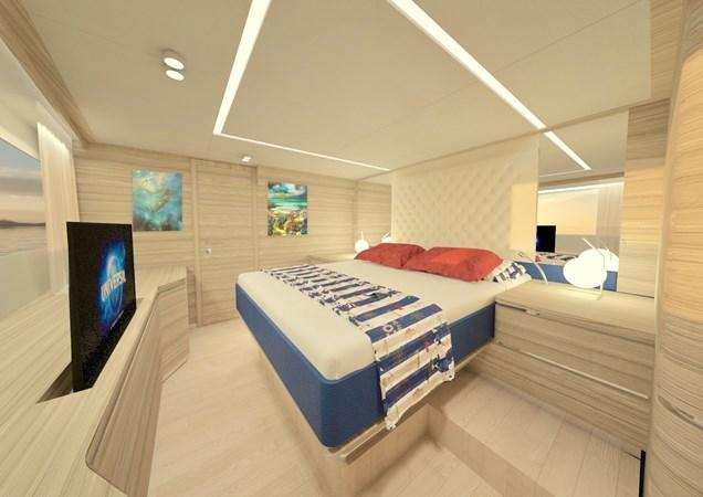 SILENT-YACHTS_SILENT80_E_GuestCabinStbd_03 2020 SILENT YACHTS  Catamaran 2748259