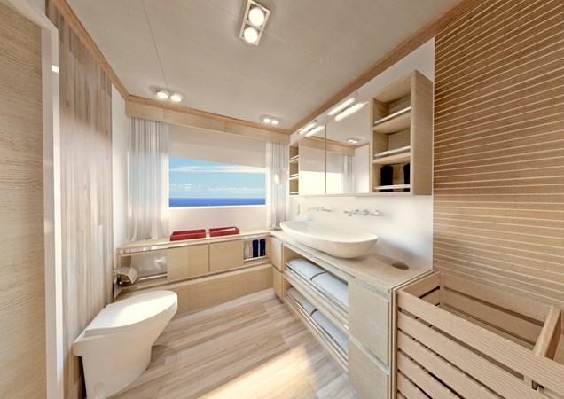 SILENT-YACHTS_SILENT80_C_Mastercabin_Bathroom+Sauna_2 2020 SILENT YACHTS  Catamaran 2748260