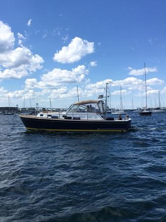 1995 GRAND BANKS Eastbay EX Motor Yacht 2748353