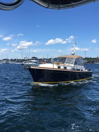 1995 GRAND BANKS Eastbay EX Motor Yacht 2748354