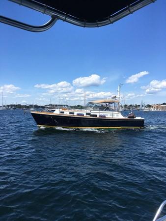 1995 GRAND BANKS Eastbay EX Motor Yacht 2748355