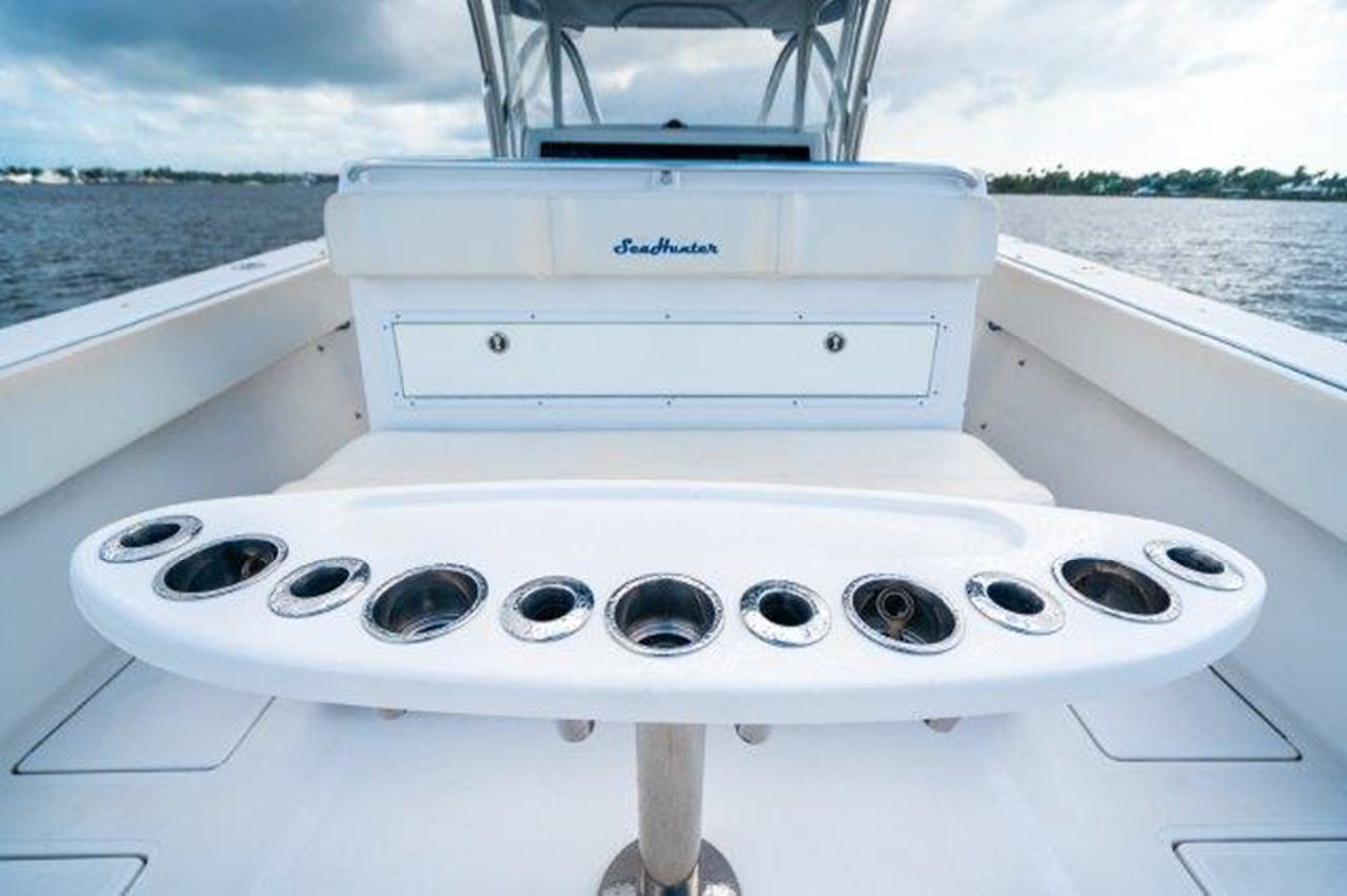 Cockpit 2015 SEA HUNTER  Sport Fisherman 2749113