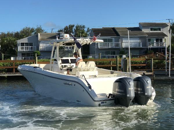 258 2017 CENTURY 3200 CC Sport Fisherman 2782889