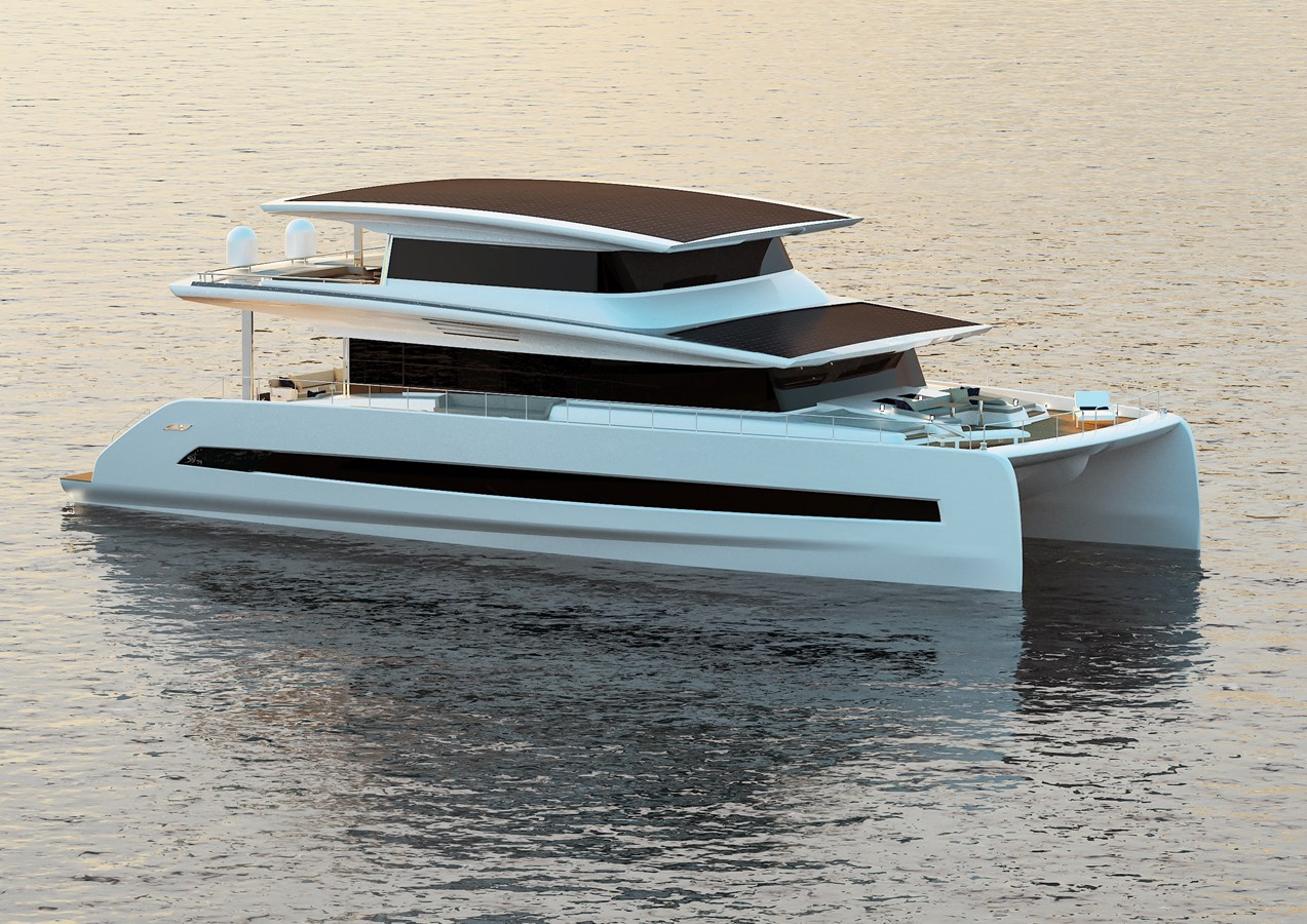 Silent 80 3 deck closed version (2) 2020 SILENT YACHTS  Catamaran 2749271