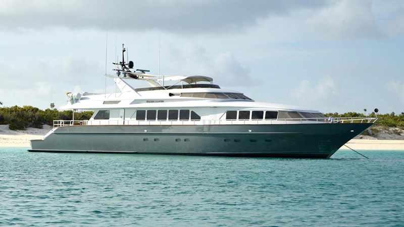 Profile of WATERCOLOURS 1990 TRINITY Raised Pilothouse (1990/2015) Motor Yacht 2750180
