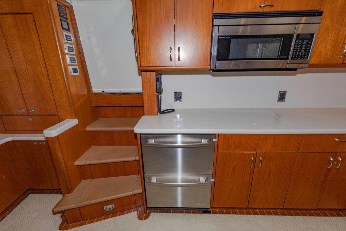 galley 2 2012 CABO  Sport Fisherman 2895577