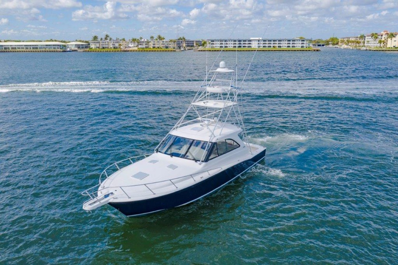port bow 2012 CABO  Sport Fisherman 2895589