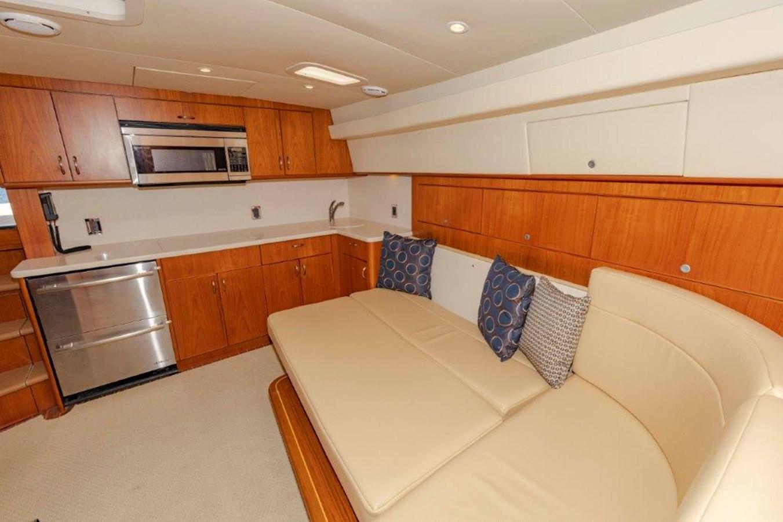salon dinette converted 2 2012 CABO  Sport Fisherman 2895593