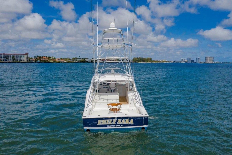 stern 2012 CABO  Sport Fisherman 2895597