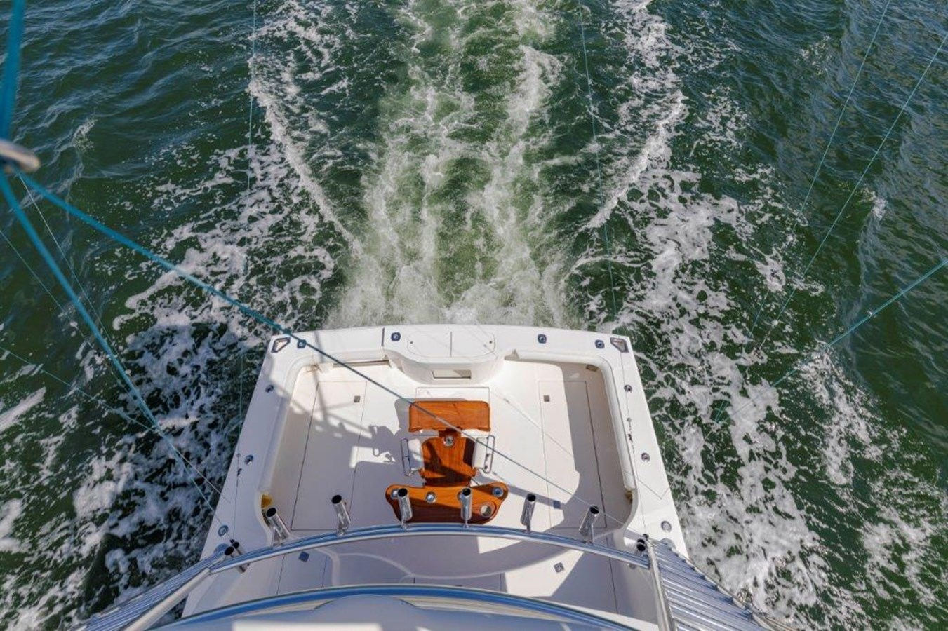 tower view aft 2012 CABO  Sport Fisherman 2895600