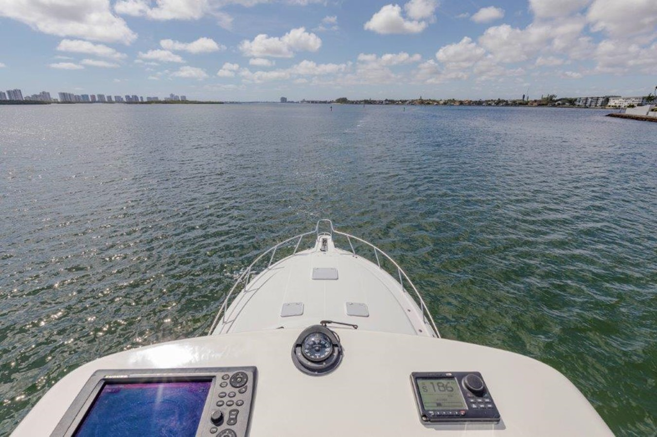 tower view fwd 2012 CABO  Sport Fisherman 2895601