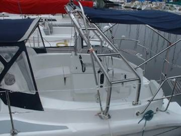 3 1998 HUNTER 340 Cruising/Racing Sailboat 2751014