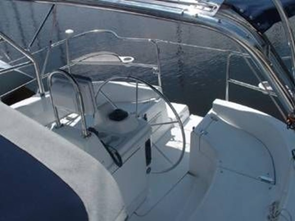 2 1998 HUNTER 340 Cruising/Racing Sailboat 2751015