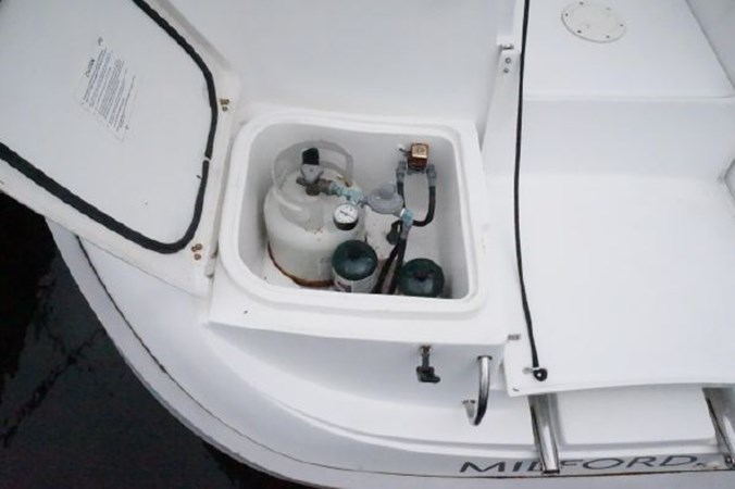 16 1998 HUNTER 340 Cruising/Racing Sailboat 2751022