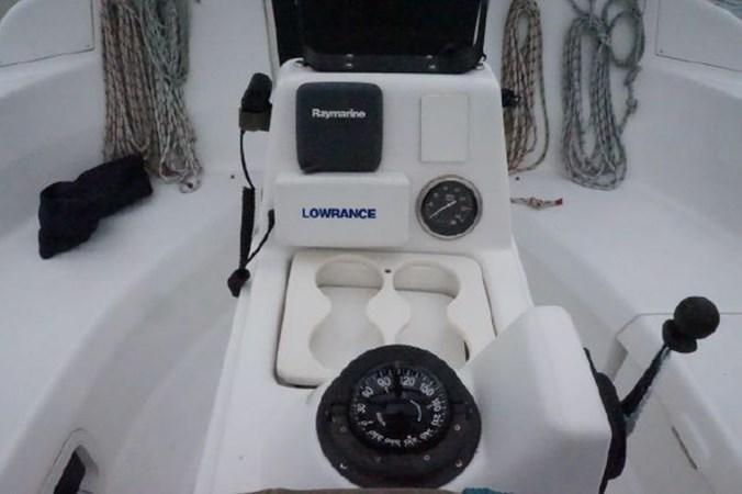 53 1998 HUNTER 340 Cruising/Racing Sailboat 2751046
