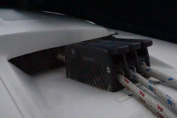 43 1998 HUNTER 340 Cruising/Racing Sailboat 2751050