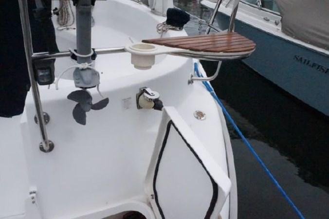 18 1998 HUNTER 340 Cruising/Racing Sailboat 2751051