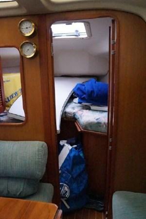 68 1998 HUNTER 340 Cruising/Racing Sailboat 2751055