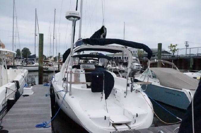6 1998 HUNTER 340 Cruising/Racing Sailboat 2751057