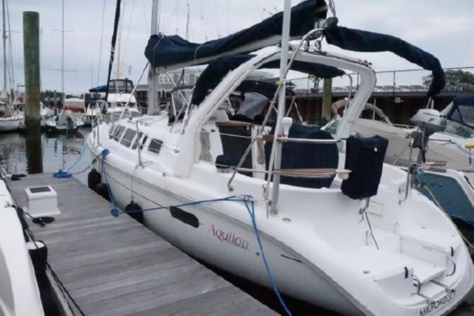 5 1998 HUNTER 340 Cruising/Racing Sailboat 2751067
