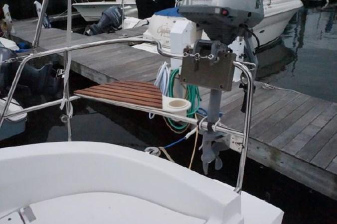 50 1998 HUNTER 340 Cruising/Racing Sailboat 2751068