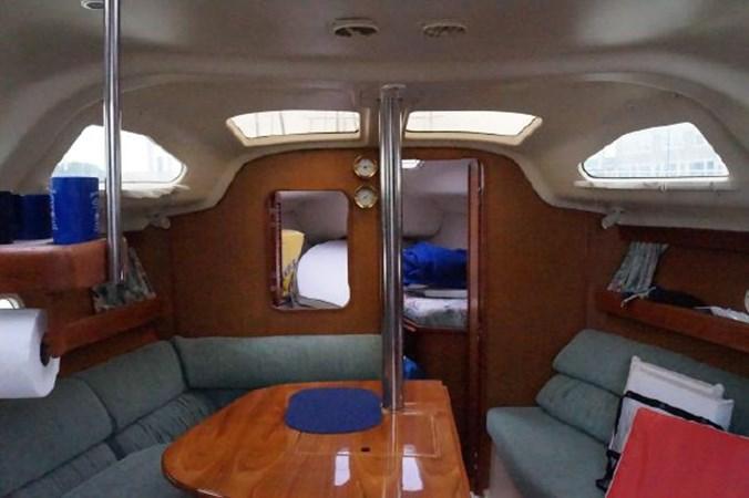 79 1998 HUNTER 340 Cruising/Racing Sailboat 2751086
