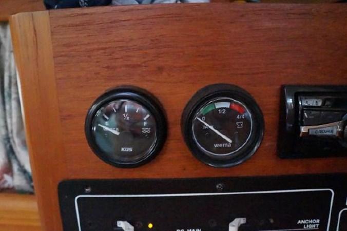 73 1998 HUNTER 340 Cruising/Racing Sailboat 2751087