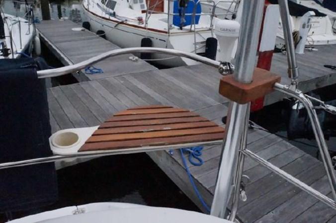 49 1998 HUNTER 340 Cruising/Racing Sailboat 2751090