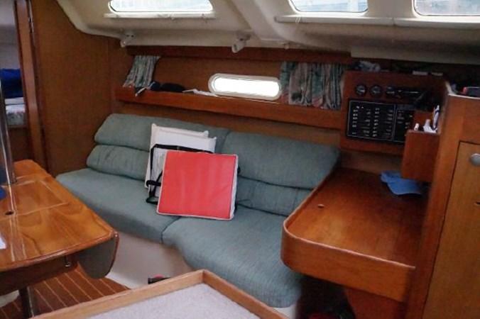 63 1998 HUNTER 340 Cruising/Racing Sailboat 2751099